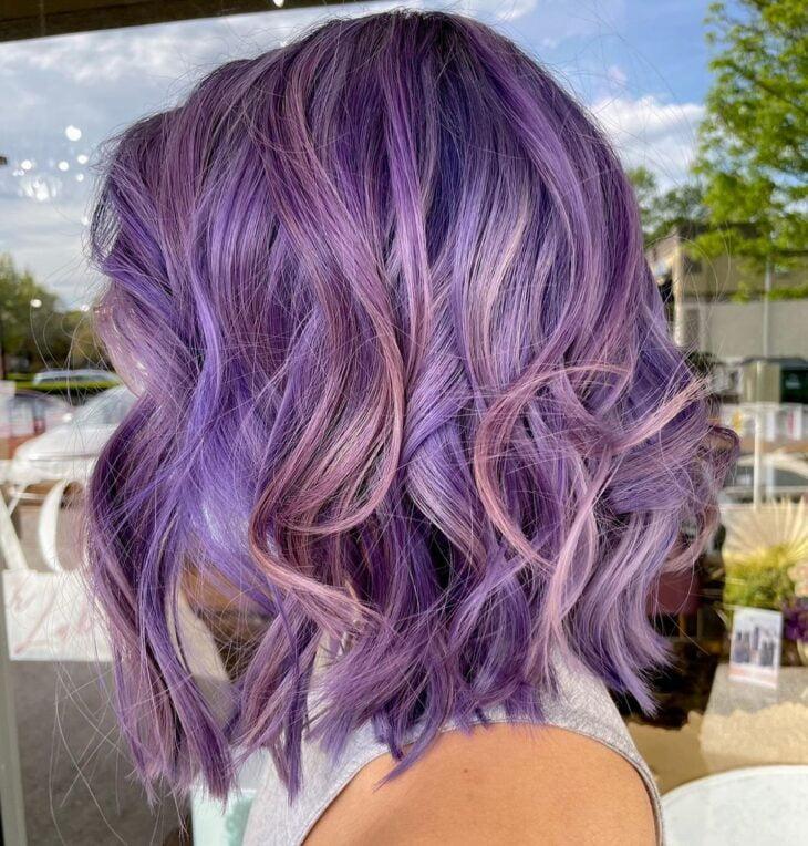 cabelo curto colorido 28