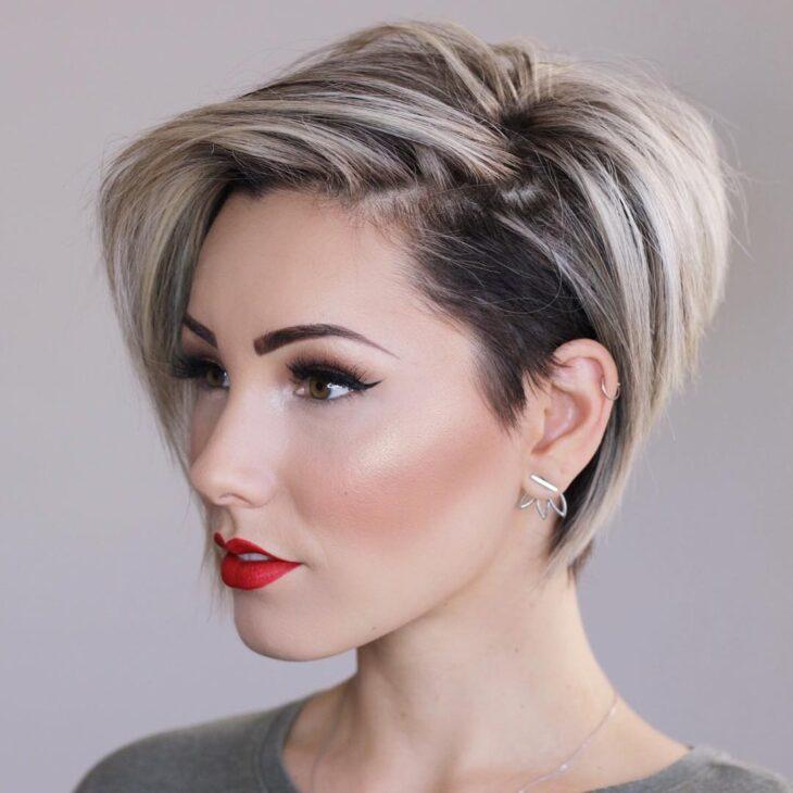 ombre hair em cabelo curto 24