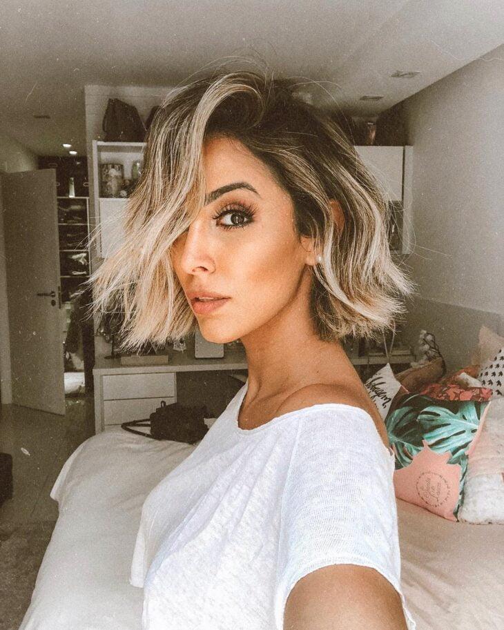 ombre hair em cabelo curto 42