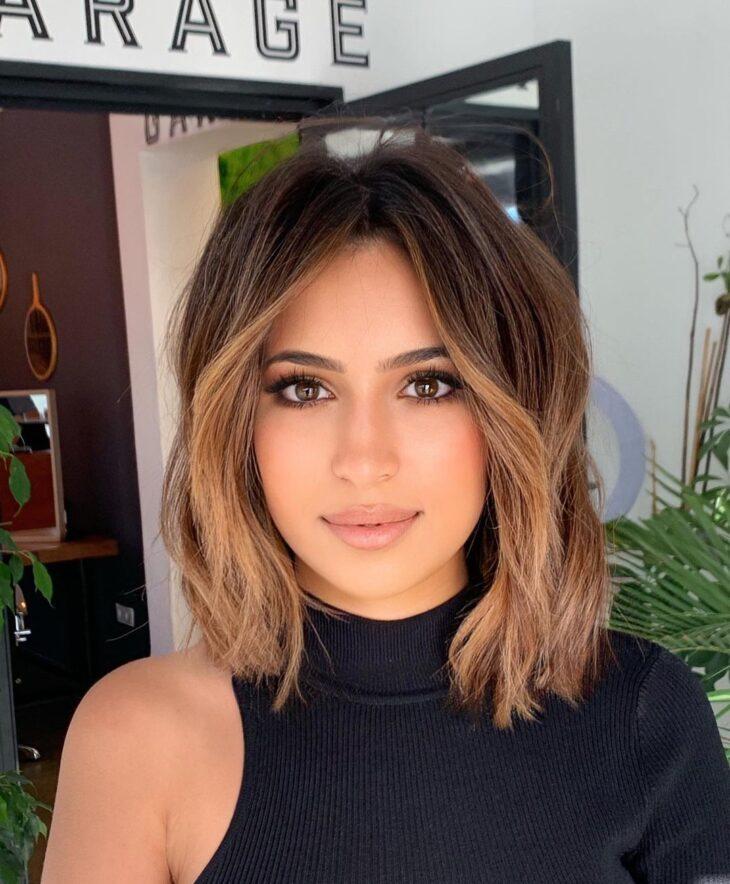 ombre hair em cabelo curto 19