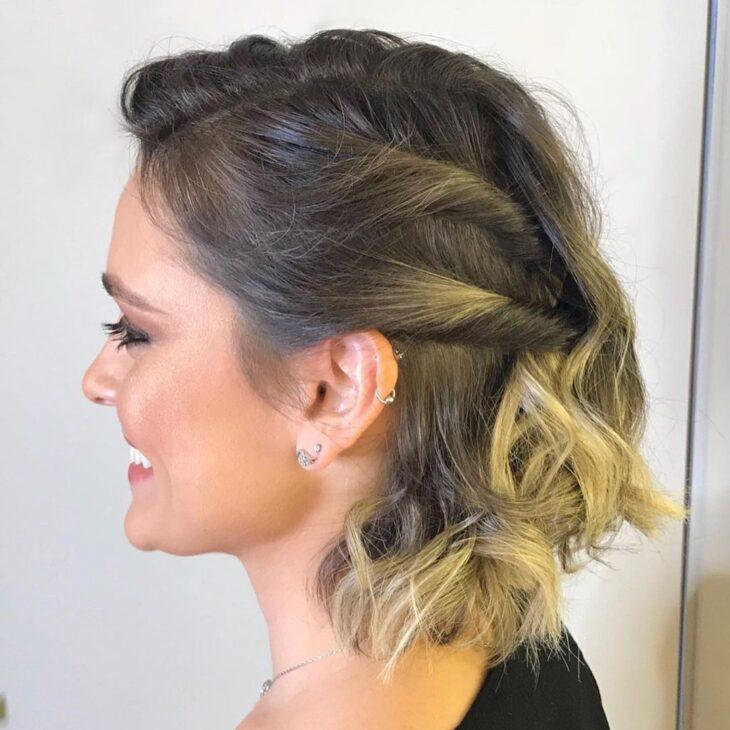 ombre hair em cabelo curto 33