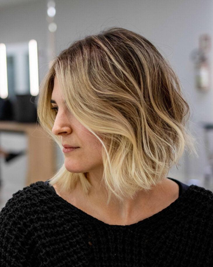 ombre hair em cabelo curto 38