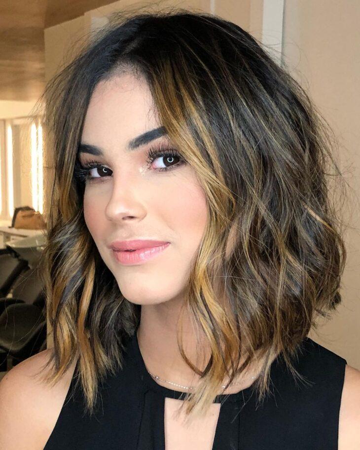 ombre hair em cabelo curto 45