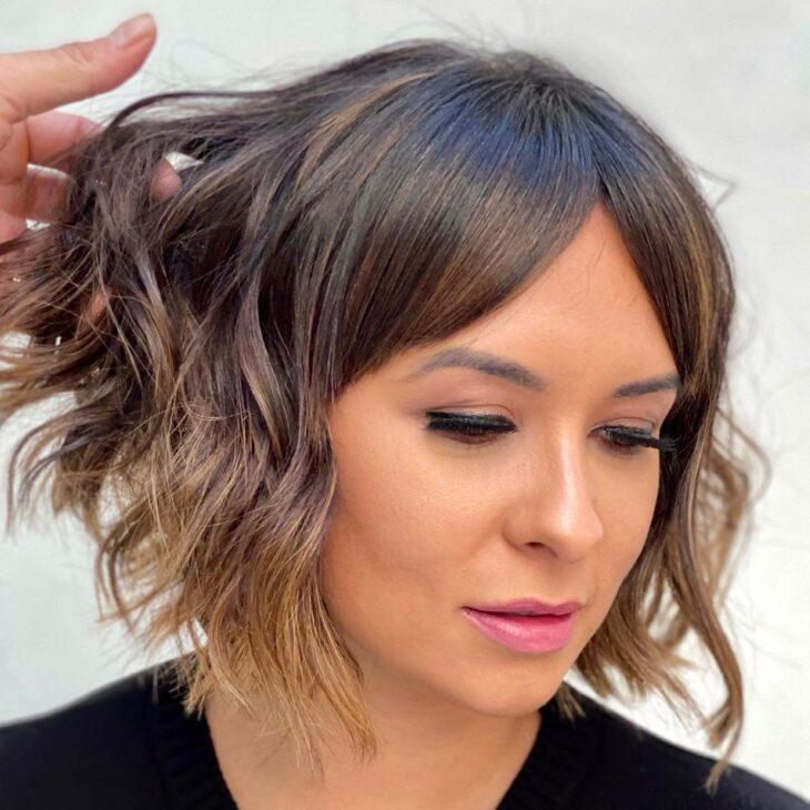 ombre hair em cabelo curto 49