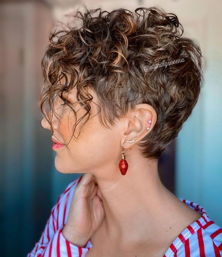 ombre hair em cabelo curto 50