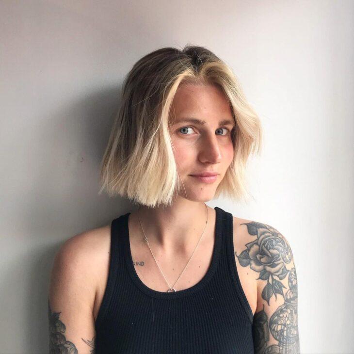 ombre hair em cabelo curto 56