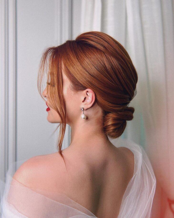 penteados para cabelos lisos 15