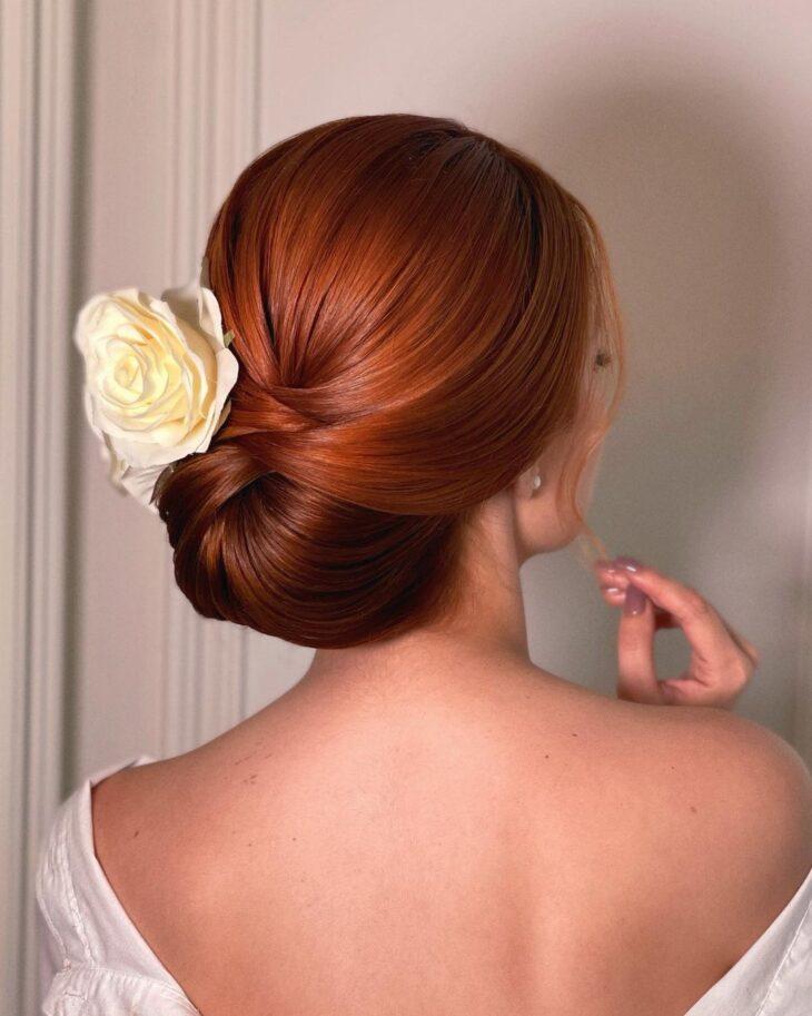 penteados para cabelos lisos 42
