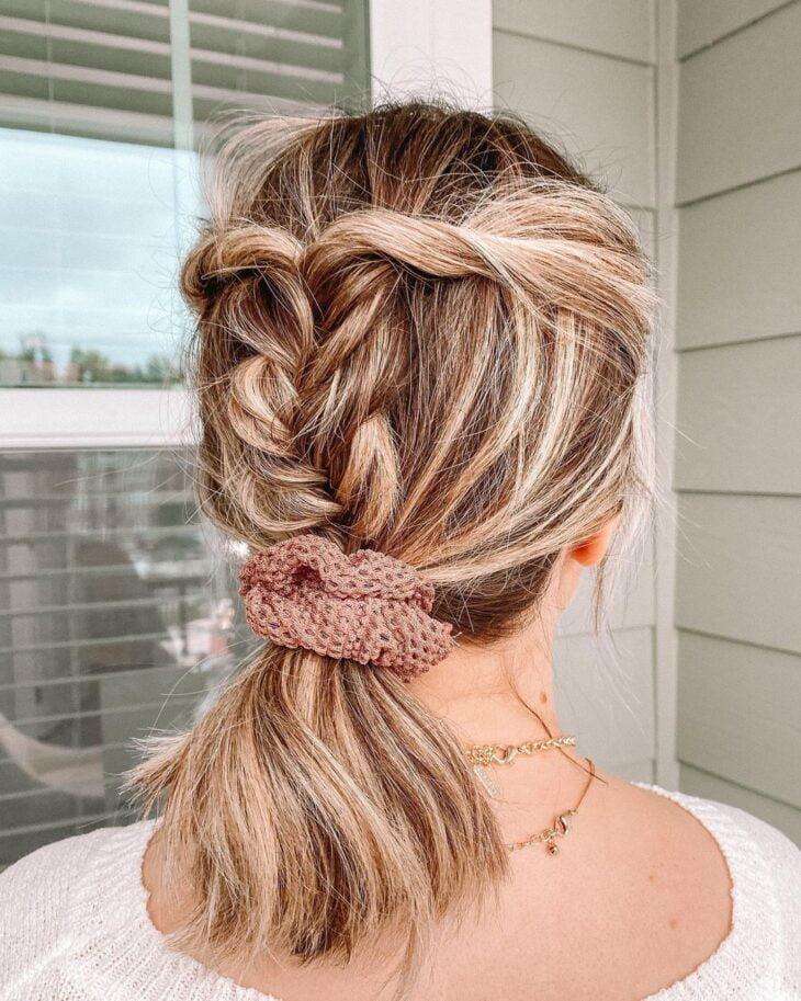 penteados para cabelos lisos 56
