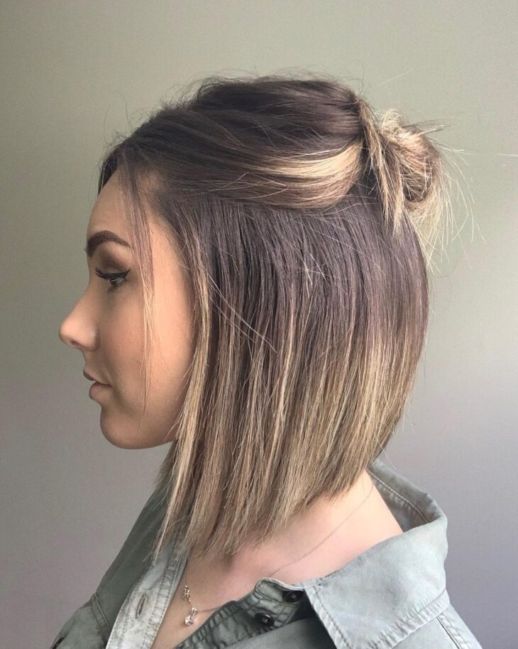 penteados para cabelos lisos 63