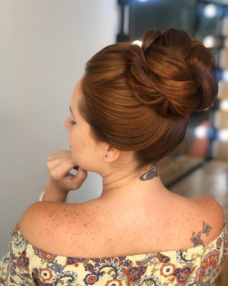 penteados para cabelos lisos 72