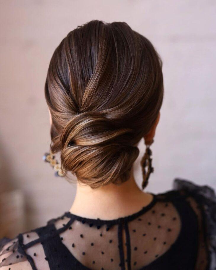 penteados para cabelos lisos 12