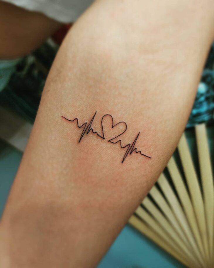 tatuagem minimalista 57