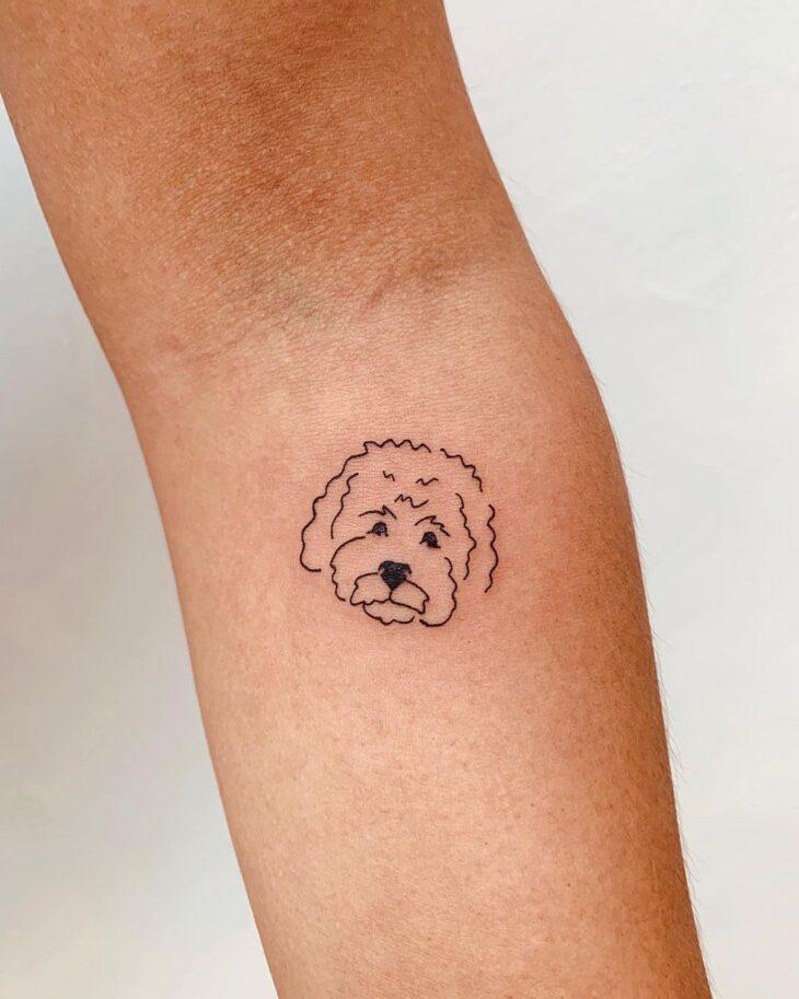 tatuagem minimalista 51