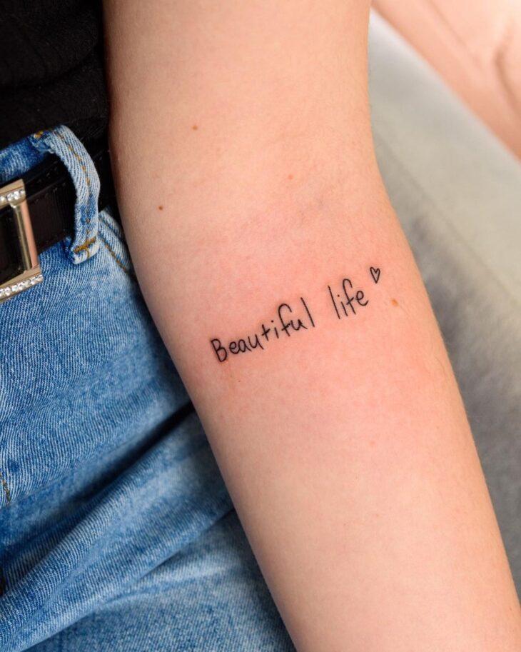 tatuagem minimalista 44