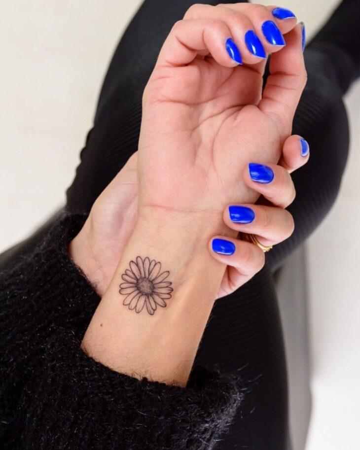 tatuagem minimalista 2