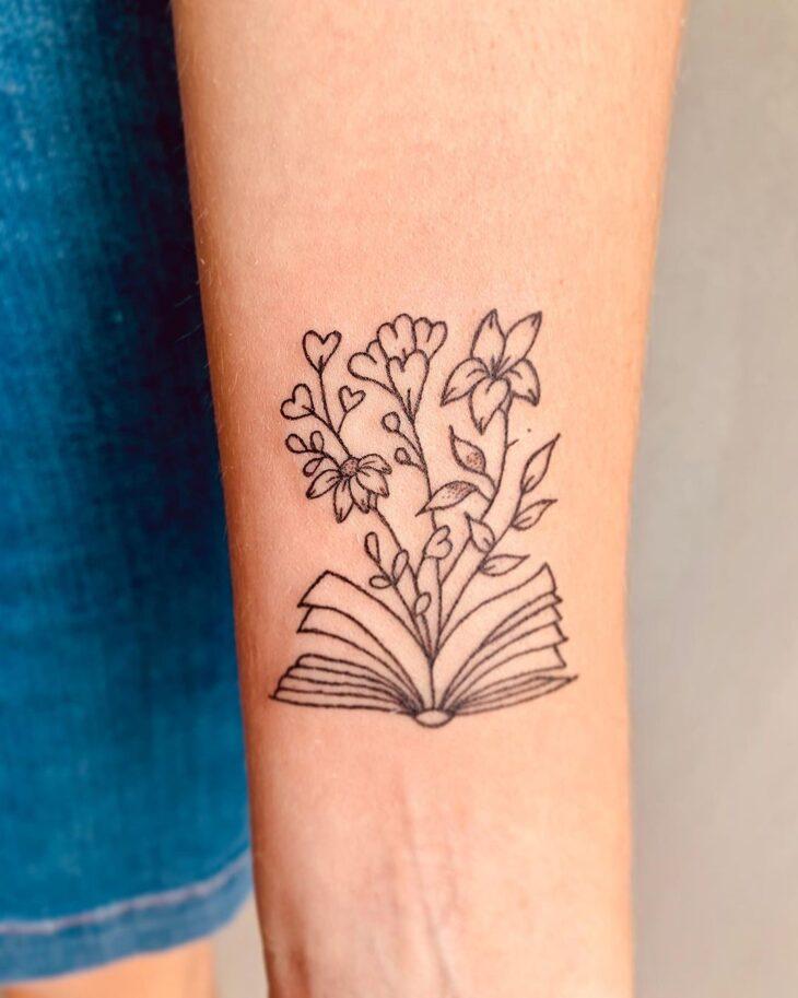 tatuagem minimalista 72