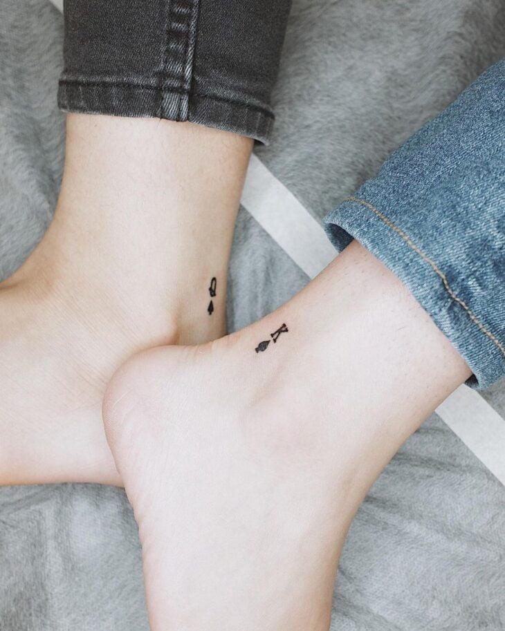 tatuagem minimalista 49