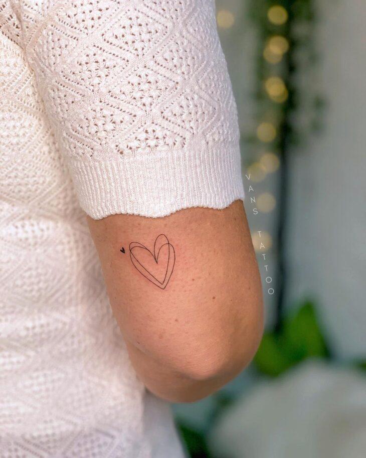 tatuagem minimalista 82