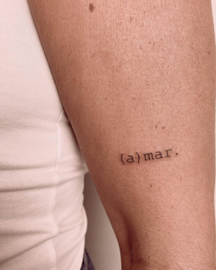 tatuagem minimalista 34