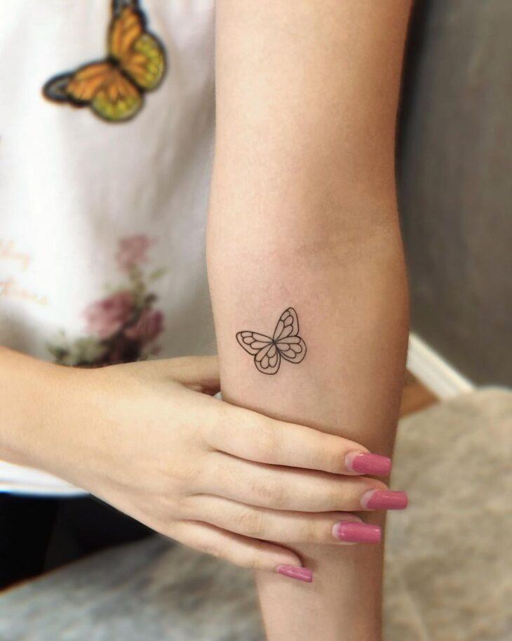 tatuagem minimalista 8