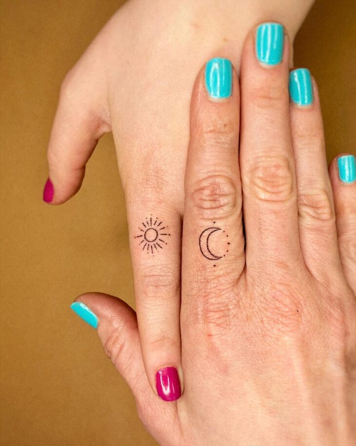 tatuagem minimalista 41