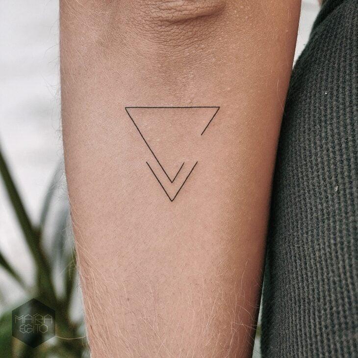 tatuagem minimalista 19