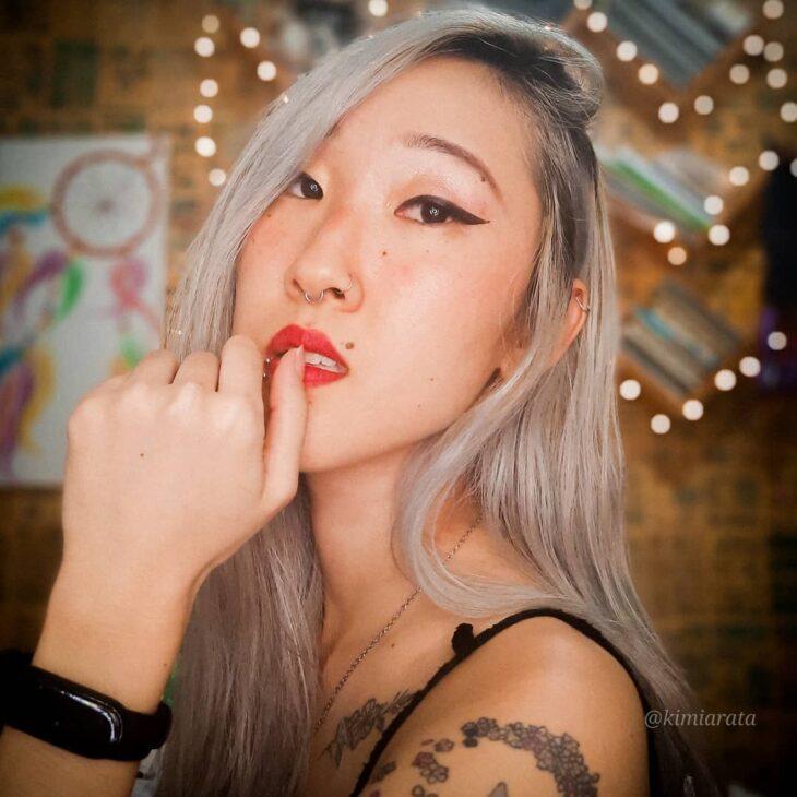 cabelo cinza 16