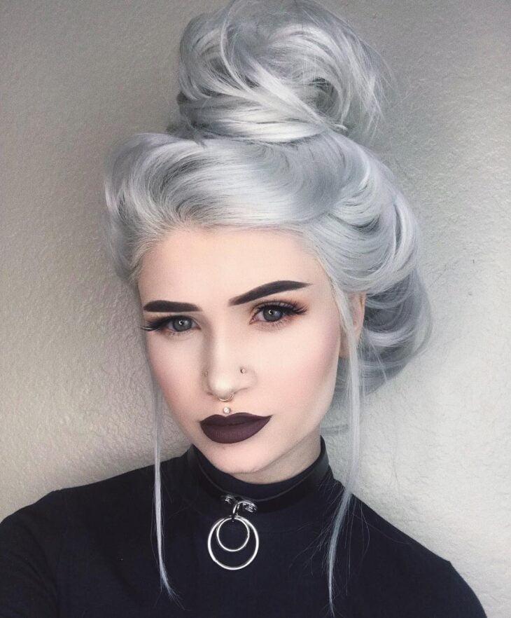 cabelo cinza 21