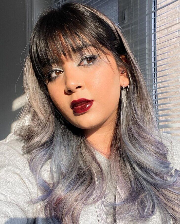 cabelo cinza 27