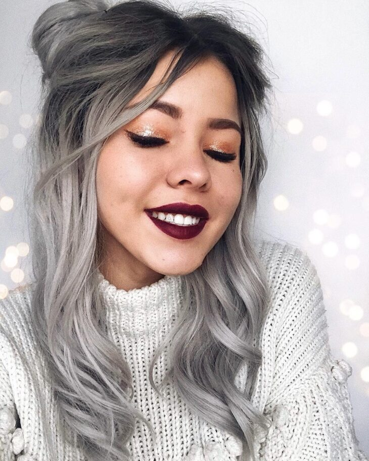 cabelo cinza 31