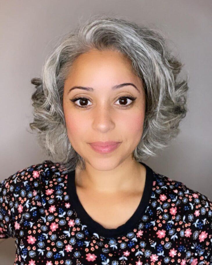 cabelo cinza 39