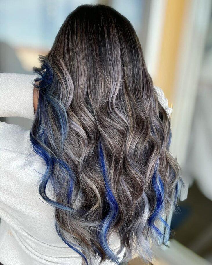 cabelo cinza 44