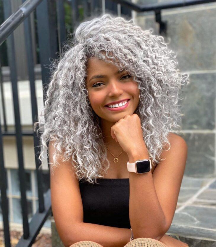 cabelo cinza 8