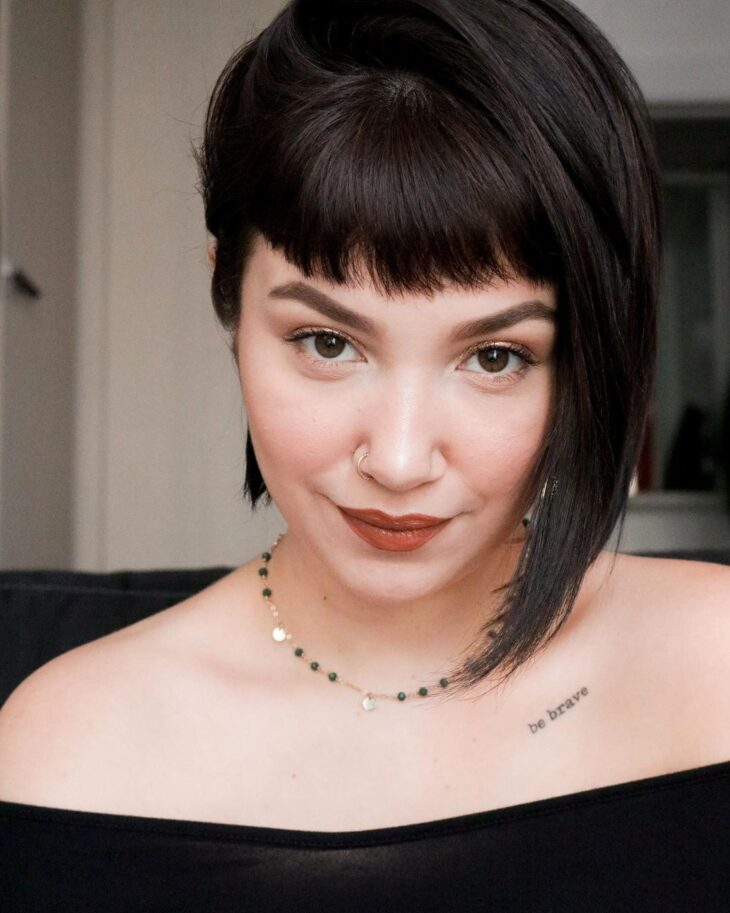 cabelo curto preto 7