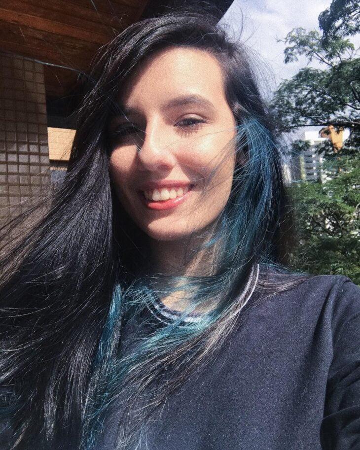 cabelo preto azulado 48