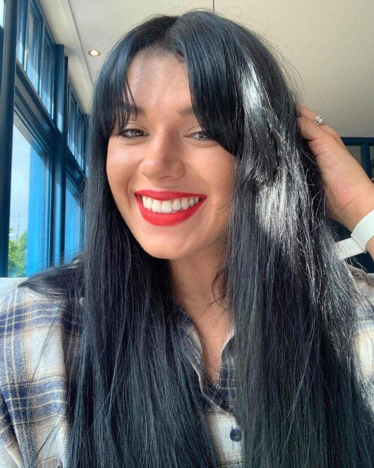cabelo preto azulado 31