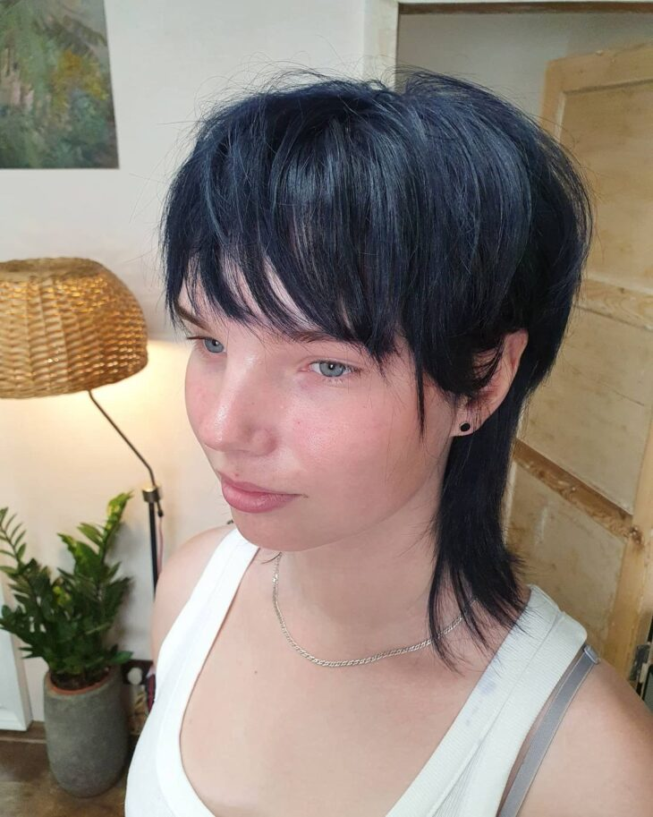 cabelo preto azulado 38