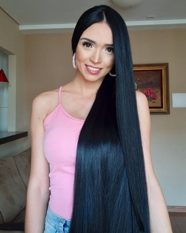 cabelo preto azulado 52