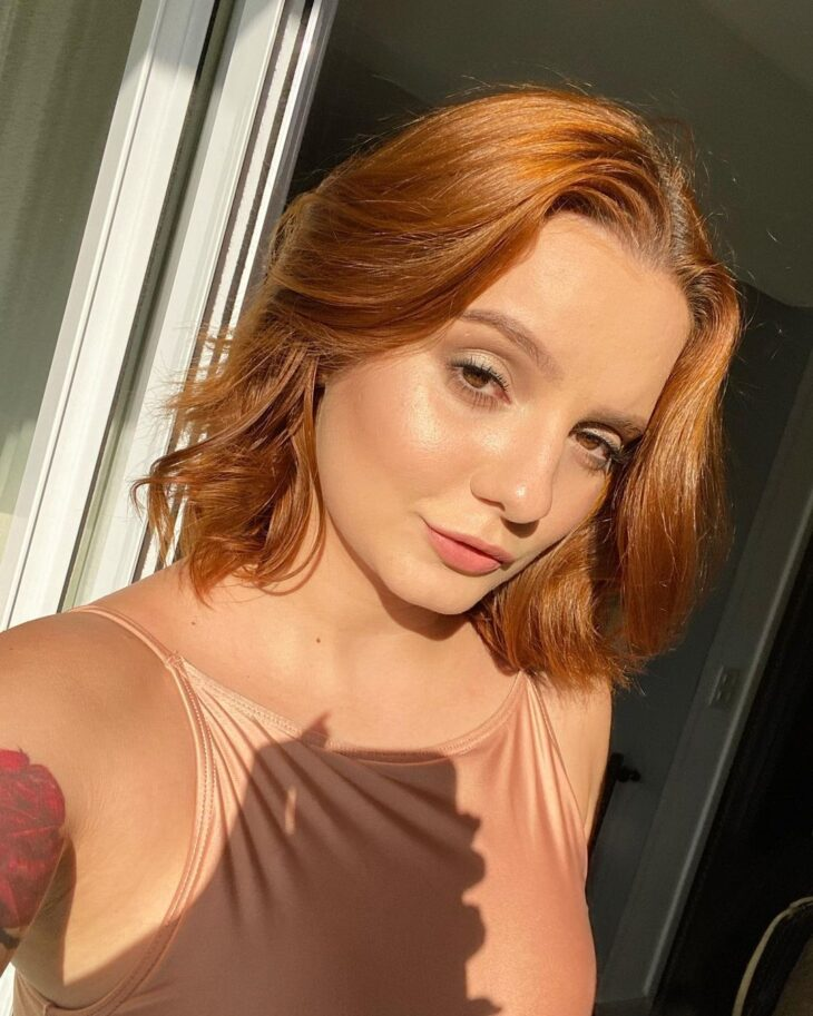 cabelo ruivo curto 15