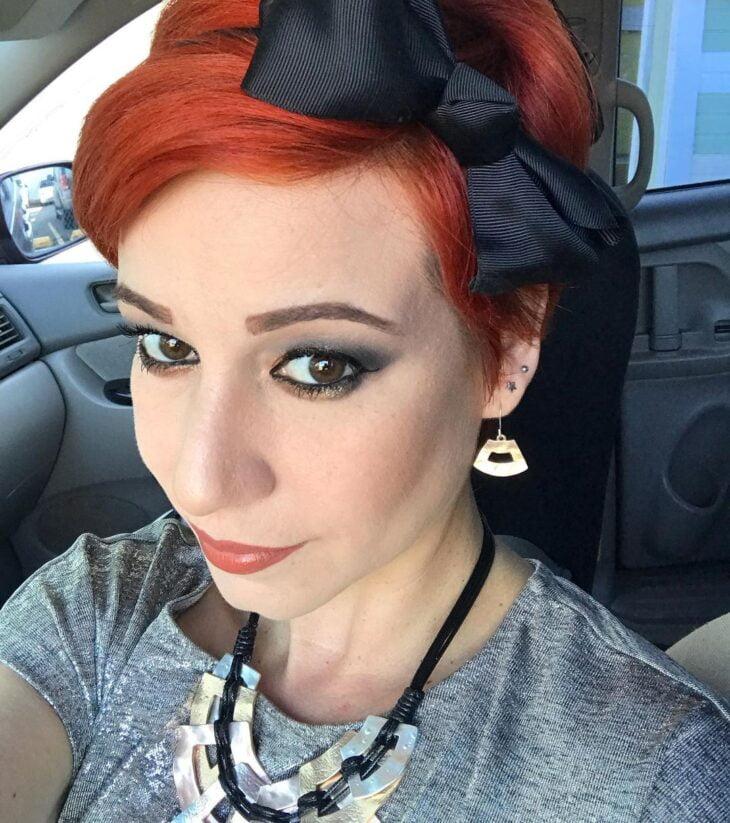 cabelo ruivo curto 28