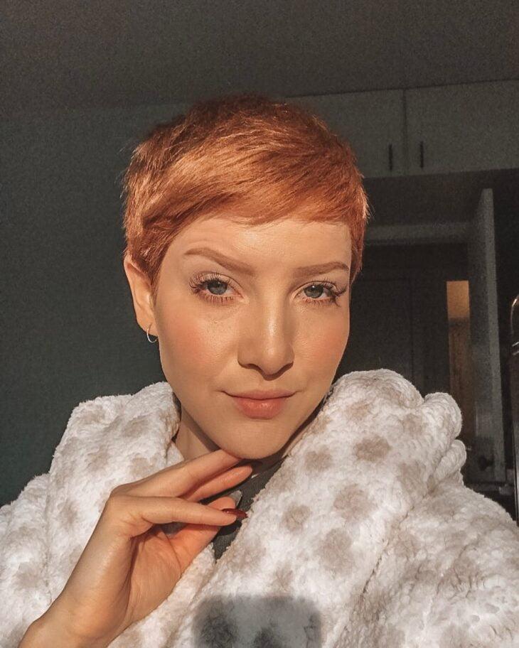 cabelo ruivo curto 33
