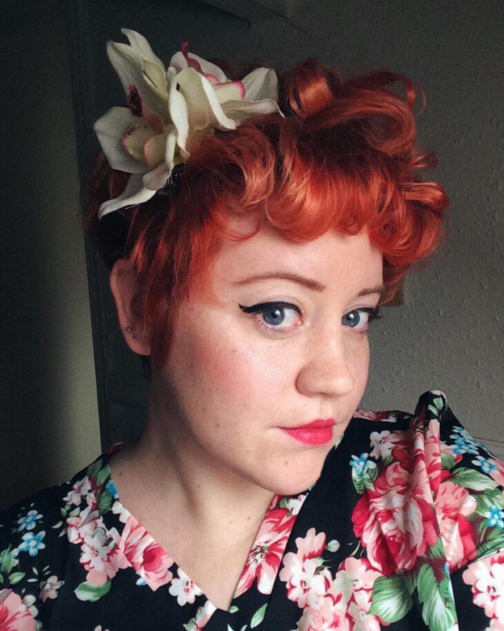 cabelo ruivo curto 58