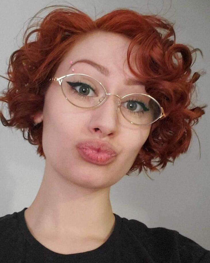 cabelo ruivo curto 73