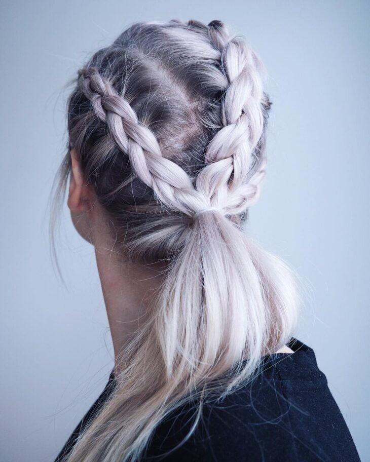 penteados para cabelos lisos 64
