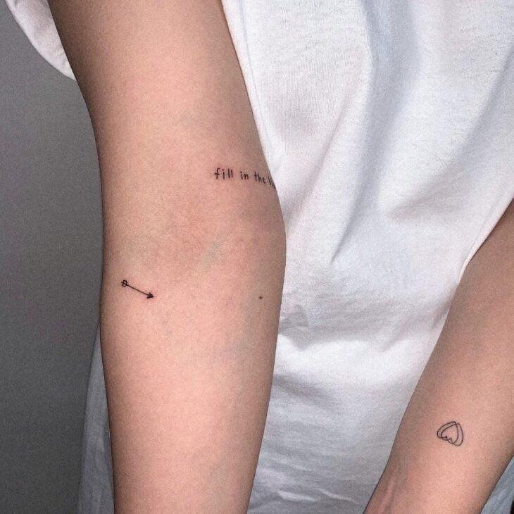 tatuagem de flecha 24