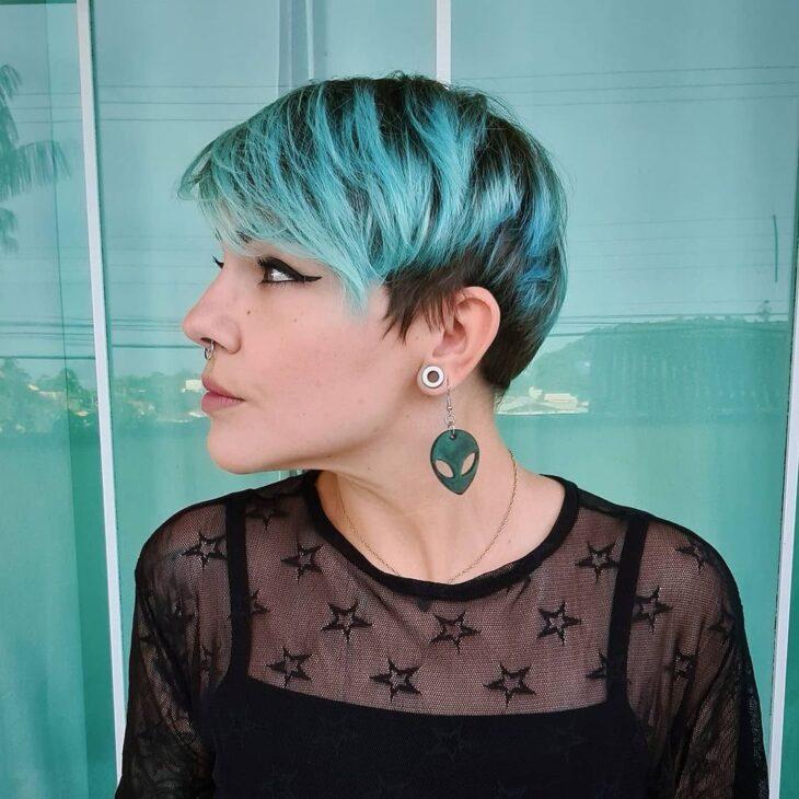 cabelo azul turquesa 15