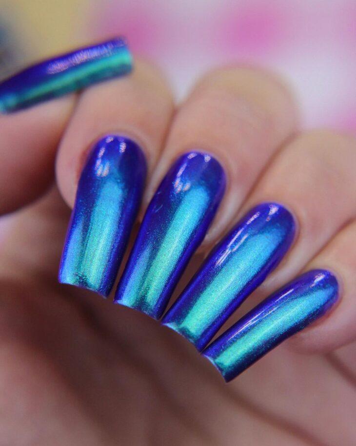 esmalte azul 16