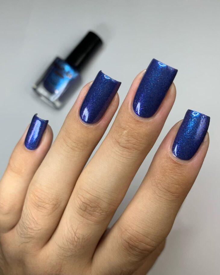 esmalte azul 18