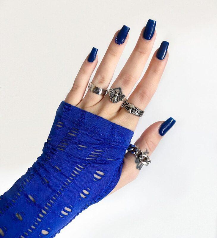 esmalte azul 21
